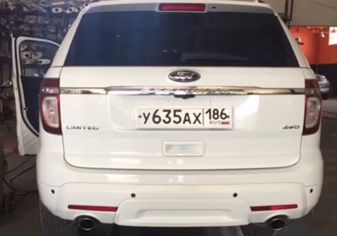 FORD EXPLORER LİMİTED 4WD